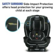 TrioGrow™ SnugLock® LX 3-in-1 Car Seat featuring Safety Surround™ Advanced Side-Impact Protection image number 3