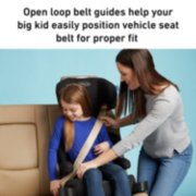 Turbo booster car seat image number 3