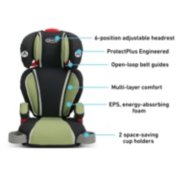 Turbo booster car seat image number 5