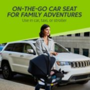 city GO™ 2 Infant Car Seat, Barre Collection image number 1