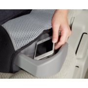turbobooster LX highback car seat with trueshield image number 9