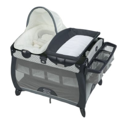 Pack 'n Play® Quick Connect™ Portable Seat DLX