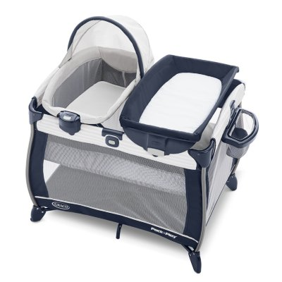 Pack 'n Play® Quick Connect™ Portable Bassinet Playard