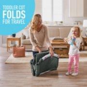 toddler cot folds for travel image number 3
