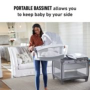 Pack 'n Play® Day2Dream™ Bassinet Deluxe Playard image number 1