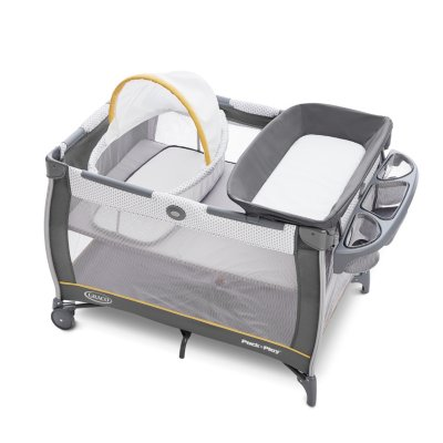 Pack 'n Play® Care Suite™ Bassinet Playard