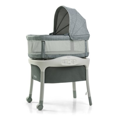 Move 'n Soothe™ Bassinet