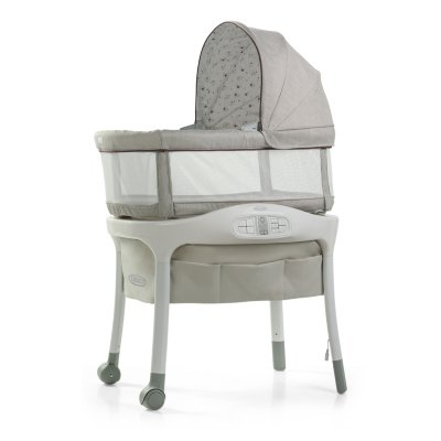 Sense2Snooze™ Bassinet with Cry Detection™ Technology