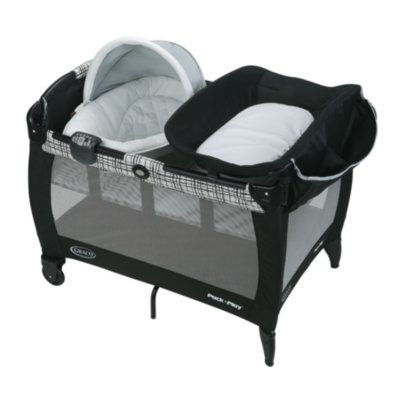 Pack 'n Play® Newborn Seat Playard with Soothe Surround™