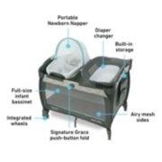 Pack 'n Play® Close2Baby Playard image number 5