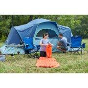 air pack inflatable camp pad setup at camp site image number 3