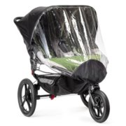 weather shield for summit™ X3 double strollers image number 0