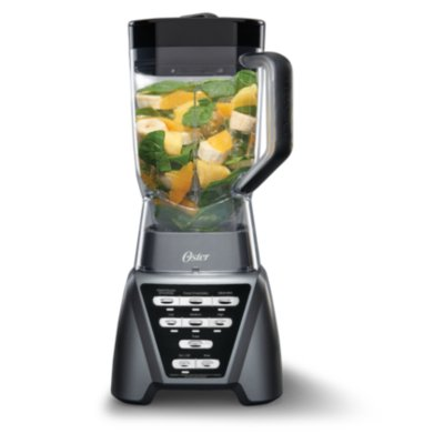 Oster® Pro XL Blender with 8-Cup Tritan™ Jar and Pre-programmed Settings, Grey