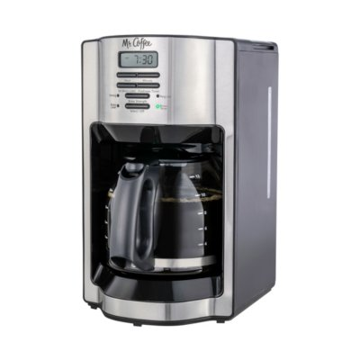 Mr. Coffee®12-Cup Programmable Coffee Maker with Rapid Brew System