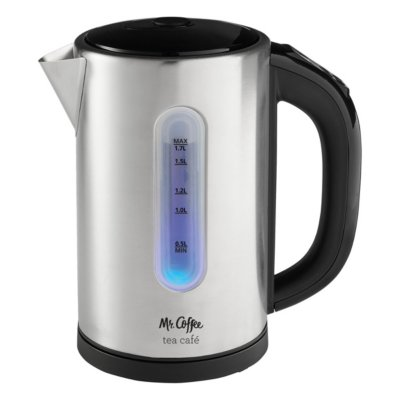 Mr. Coffee Digital Electric Kettle - Stainless Steel