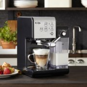 Mr. Coffee® One-Touch CoffeeHouse Espresso and Cappuccino Machine image number 4
