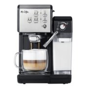 Mr. Coffee® One-Touch CoffeeHouse Espresso and Cappuccino Machine image number 2