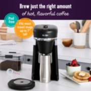 Mr. Coffee® HotCup Single Serve/Pod Free Coffee Maker image number 2