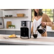 Mr. Coffee®12-Cup Programmable Coffeemaker with Rapid Brew System image number 6