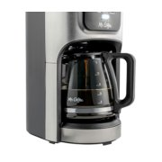 Mr. Coffee®12-Cup Programmable Coffeemaker with Rapid Brew System image number 4