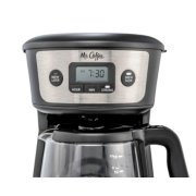 Mr. Coffee® 12-Cup Programmable Coffeemaker with Strong Brew Selector image number 2