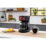 Mr. Coffee® 12-Cup Programmable Coffeemaker with Strong Brew Selector image number 4