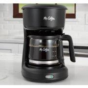 Mr. Coffee® 5-Cup Coffee Maker, 25 oz. Mini Brew image number 5