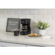 Mr. Coffee® 5-Cup Coffee Maker, 25 oz. Mini Brew image number 4