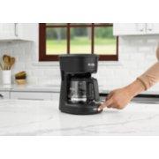 Mr. Coffee® 5-Cup Coffee Maker, 25 oz. Mini Brew image number 3