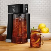 Mr. Coffee® Tea Cafe Iced Tea Maker, 2.5-Qt, Black image number 2