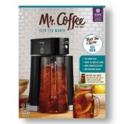 Mr. Coffee® Tea Cafe Iced Tea Maker, 2.5-Qt, Black image number 4