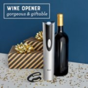 Oster® Silver Electric Wine Opener image number 1