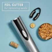 Oster® Silver Electric Wine Opener image number 2