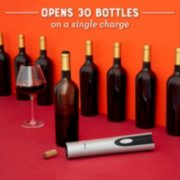 Oster® Silver Electric Wine Opener image number 4