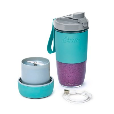 Oster® Blend Active Portable Blender with Drinking Lid, Teal