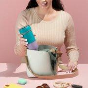 Oster® Blend Active Portable Blender with Drinking Lid, Teal image number 7