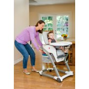 blossom high chair in home with child inside image number 4