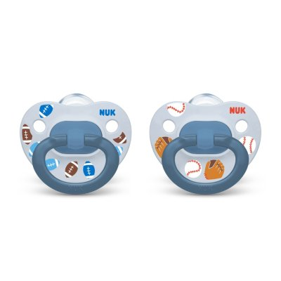 Sports Orthodontic Pacifiers