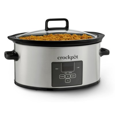 Crockpot™  Choose-a-Crock Programmable Slow Cooker