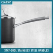 classic cookware with stay cool stainless steel handles image number 4
