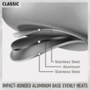 Calphalon Classic™ Stainless Steel 3.5-Quart Sauce Pan with Cover image number 1