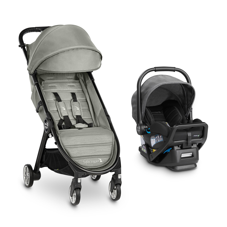 City Tour 2 Stroller + City Go 2 Infant Car Seat Bundle