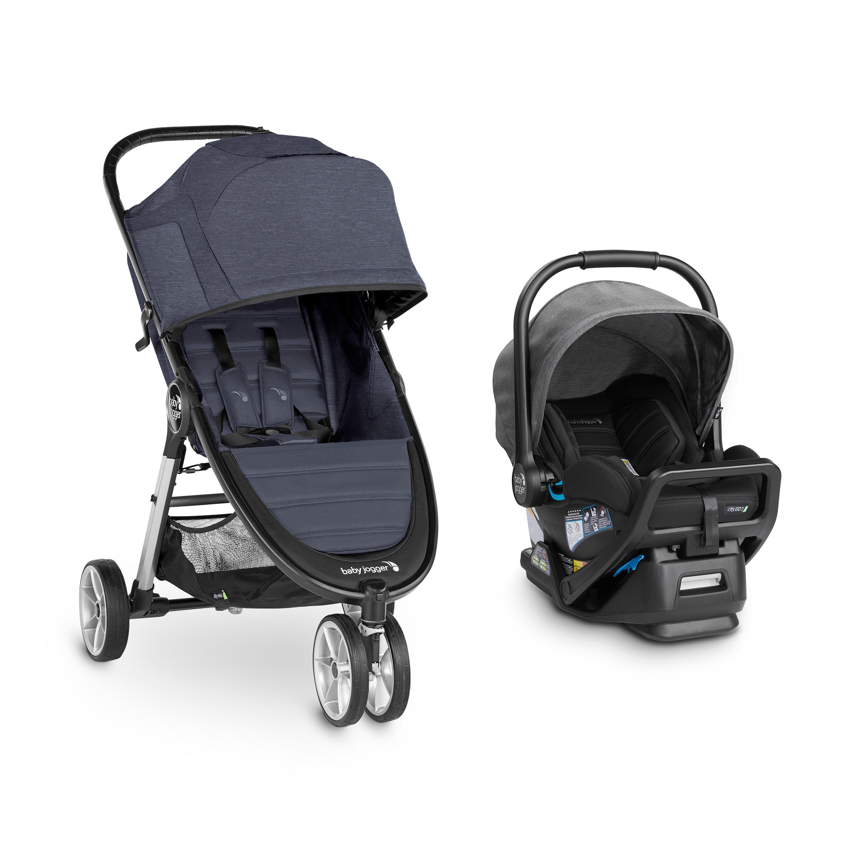 City Mini 2 Stroller + City Go 2 Infant Car Seat Bundle