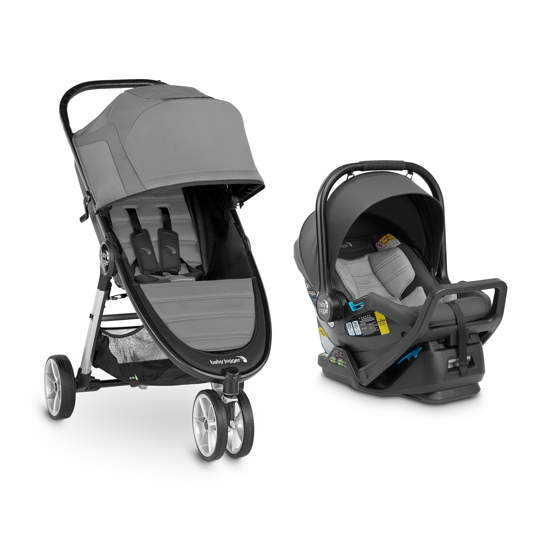 City Mini 2 Stroller + City Go Air Infant Car Seat Bundle