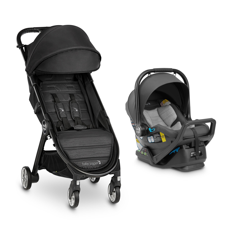 City Tour 2 Stroller + City Go Air Infant Car Seat Bundle
