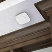 onelink smart smoke and co alarm on ceiling hardwired image number 3
