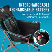 heated chair has a rechargeable battery image number 1