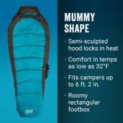 mummy shape sleeping bag image number 4