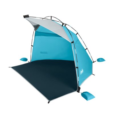 Skyshade™ Small Compact Beach Shade, Caribbean Sea