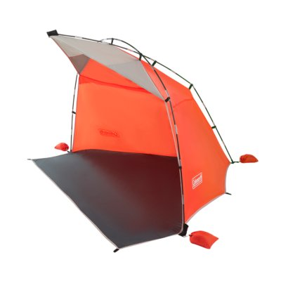 Skyshade™ Large Compact Beach Shade, Tiger Lily